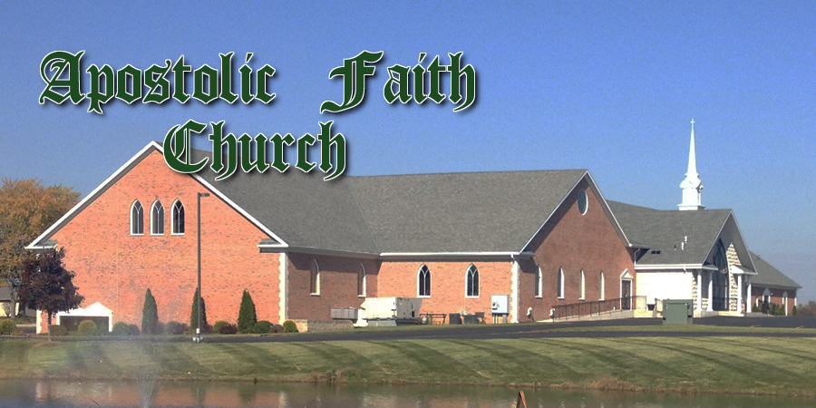 Apostolic Faith Church • Racine, WI